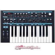 Novation Bass Station II Analog Mono Synthesizer Keyboard Gen 2