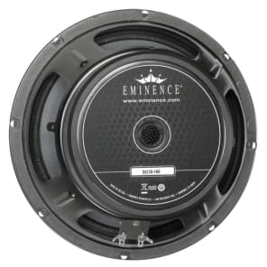 "Eminence Delta 10A American Standard Series 10"" 350w 8 Ohm Replacement Speaker"