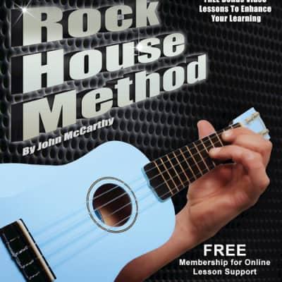Hal Leonard Rock House Ukulele: A Complete Course