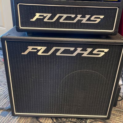 Fuchs ODS Classic and 212 Cabinet 2021 Black for sale