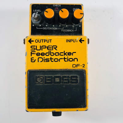 Boss DF-2 Super Feedbacker and Distortion  *Sustainably Shipped*
