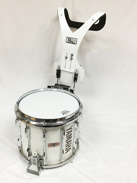 yamaha marching snare ms 8014 with harness reverb. Black Bedroom Furniture Sets. Home Design Ideas