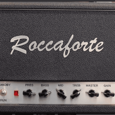 Roccaforte  Custom 100  negro for sale