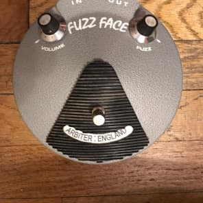 Dallas Arbiter Fuzz Face