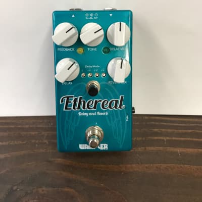 Wampler Ethereal Reverb and Delay