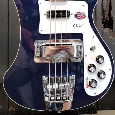 Rickenbacker 4003 Bass, Midnight Blue (Ex-Demo) for sale