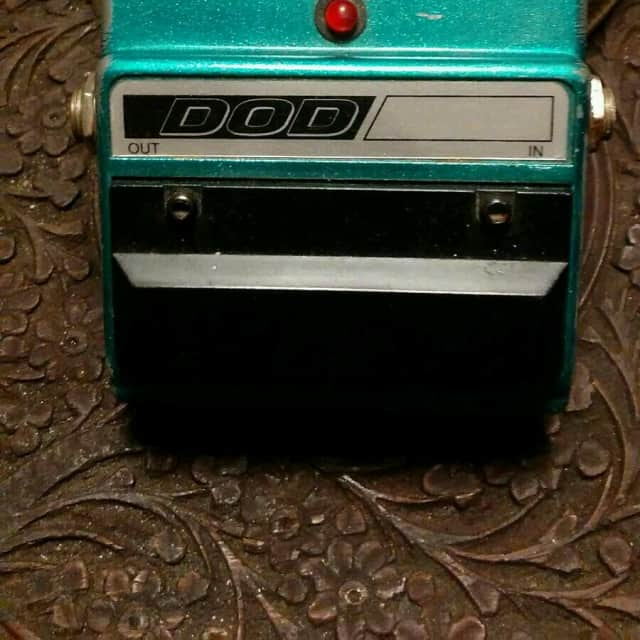 DOD Envelope Filter FX25  Green image