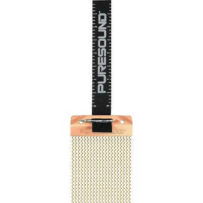 "Puresound CPB1324 Custom Pro Brass 24-Strand Snare Wire - 13"""