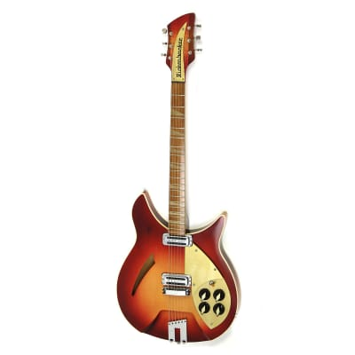 Rickenbacker 360 Capri 1958-1960