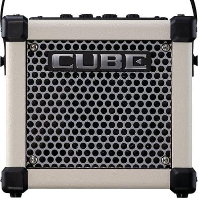 Roland Micro Cube GX Amp White