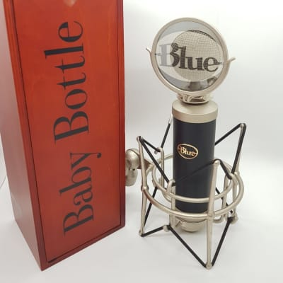 Blue Baby Bottle Large Diaphragm Cardioid Condenser Microphone