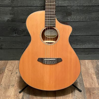 Breedlove Solo Concert Cutaway CE Nylon String Acoustic-Electric Guitar for sale