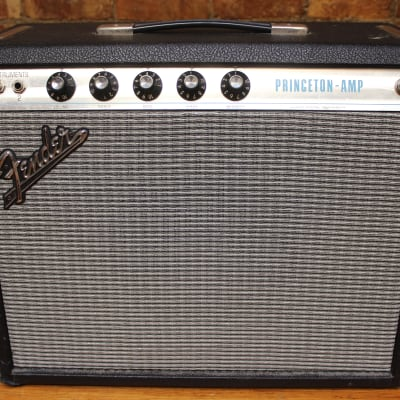 Fender Princeton 1971 Silverface for sale