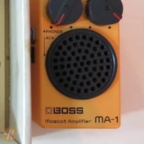 Boss MA-1 Mascot Amp