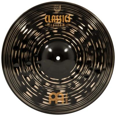 "Meinl 15"" Classics Custom Dark Hi-Hat Cymbals (Pair)"