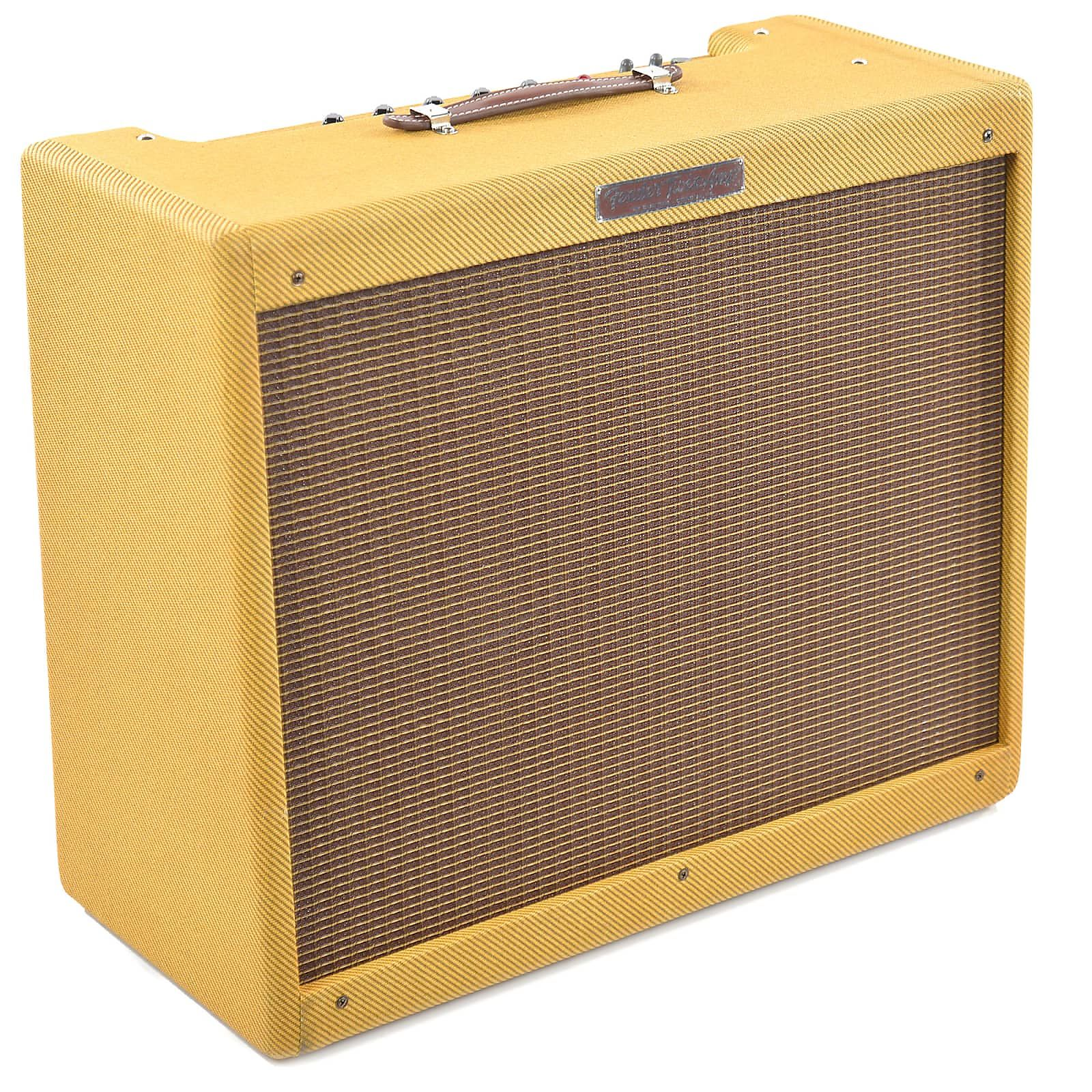 Fender '57 Tweed Custom Twin-Amp 40W 2x12 Combo