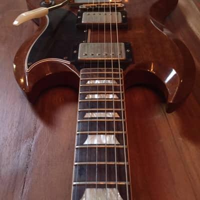 Gibson #63 Les Paul SG Gary Rossington 2003 Cherry for sale