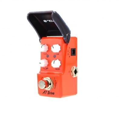 Joyo JF-305 AT Drive Ironman Mini Overdrive Guitar Effects True Bypass Pedal (Open Box)