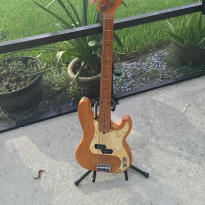 Memphis Precision Bass 1978 Natural Matsumoku  Japan for sale