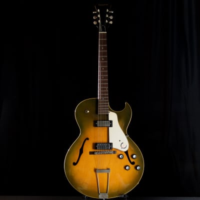 Epiphone Sorrento Two Pickups 1967 Olive for sale