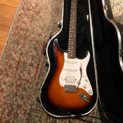Fender California Fat Stratocaster with Rosewood Fretboard 1997 for sale