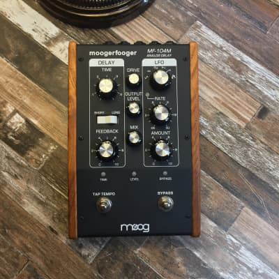 Moog Moogerfooger MF-104M Analog Delay - Includes Original Accessories - Fast Shipping! for sale