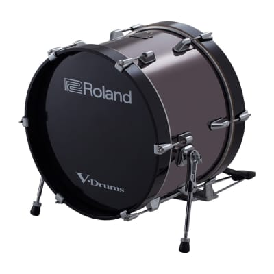 Roland KD-180 Acoustic Electronic Bass Drum - 18 Inches