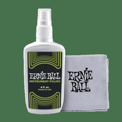 Ernie Ball Polish With Cloth P04222