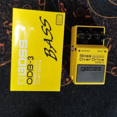Boss ODB-3 Bass Overdrive Free Shipping