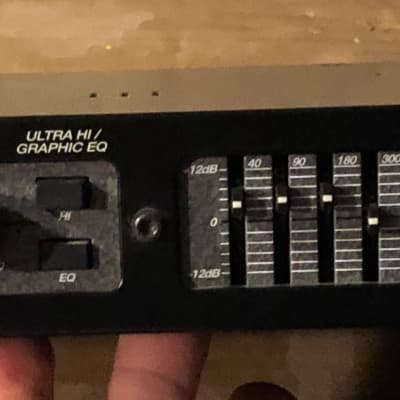 Rare Ampeg SVP-Pro bass preamp Free shipping