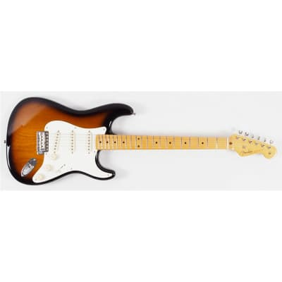 Fender Stories Collection Eric Johnson 1954 'Virginia' Stratocaster Maple Fingerboard, 2-Color Sunburst for sale