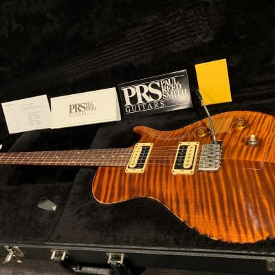 Paul Reed Smith Singlecut 10 Top with Tremolo 2007 PRS
