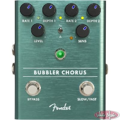 Fender Bubbler Chorus for sale