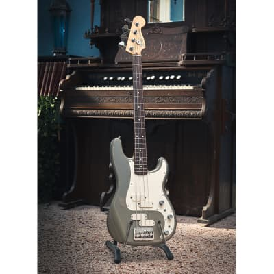 Fender Precision Bass Elite II 1983 Grey for sale