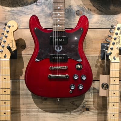 Epiphone - Wilshire P-90 Electric, Cherry for sale