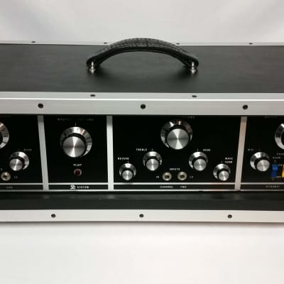 SG Systems CMI Standel/Gibson amp 70's Tube amp* Head for sale