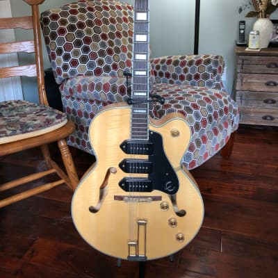 Epiphone Zephyr blues delus 2000 for sale