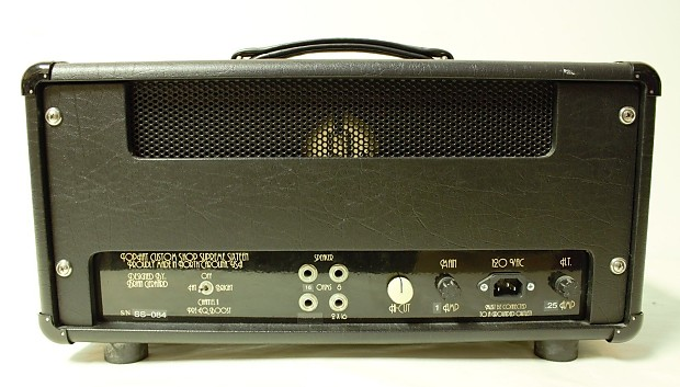 used tophat supreme 16 amp head serial 84 and 1x12 reverb. Black Bedroom Furniture Sets. Home Design Ideas