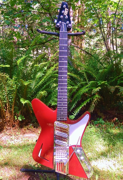2015 RTO Boomerang with RTO Patented Tremolo System, most | Reverb