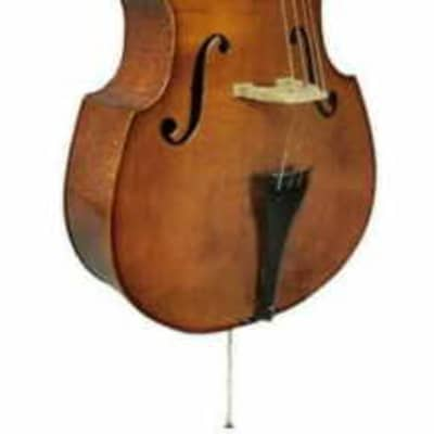 Strunal 5/21 We Czech Double Bass 3/4 Bestseller! Amazing Sound, Best Price for sale