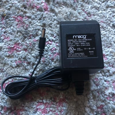 Moog 9V AC Adaptor