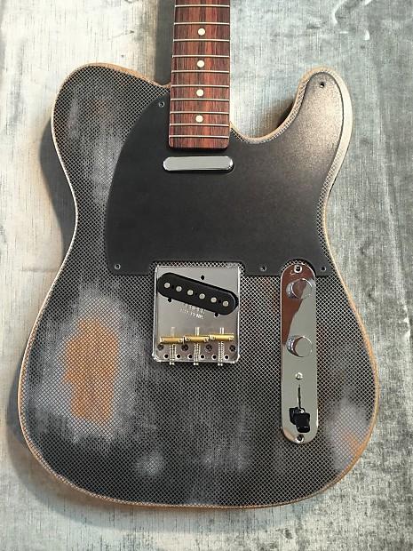 Unfinished Bakelite Pickguard Fender Telecaster Tele Reverb