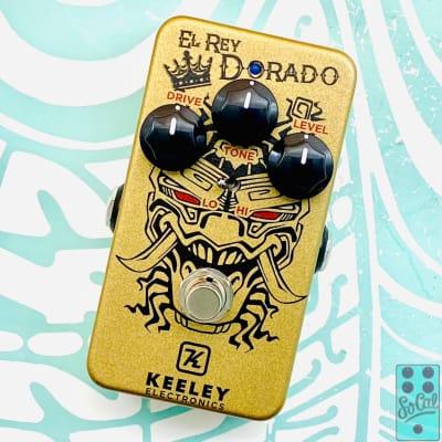 Keeley El Rey Dorado w/Original Box!