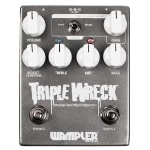 Wampler Triple Wreck V2