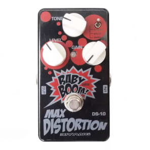 Biyang DS-10 Max Distortion Guitar Effect Pedal True bypass for sale