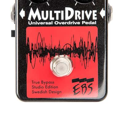 EBS MultiDrive pedal Studio Edition