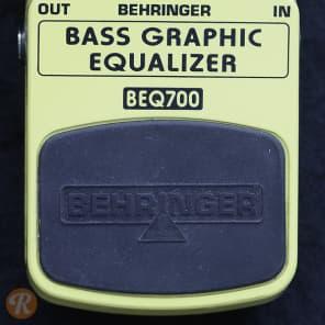 Behringer BEQ700 7-Band Graphic Equalizer