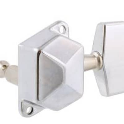Allparts 3x3 Chrome Tuning Keys for sale