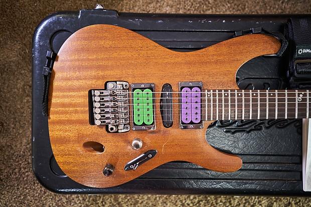 Ibanez S5470 Prestige 2009 w/ Dimarzio Pickups (Evo Bridge, B. Corgan on