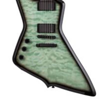 Wylde Audio Blood Eagle Electric Guitar Nordic Ice Lefty